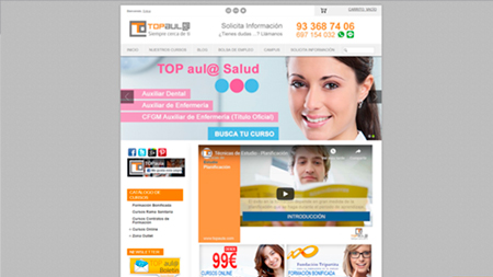 TOP aul@ - Clientes IT Creativos